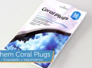 Seachem Coral Plugs. Esquejado y seguimiento.