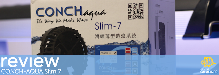 Review Conch Slim 7